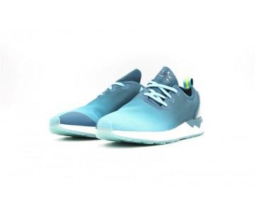 Adidas ZX Flux ADV ASYM Hellblau/Marineblau/Weiß S79056