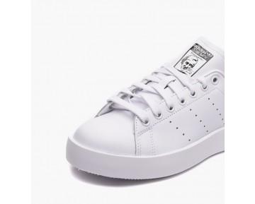 Adidas Originals Stan Smith Fett W Weiß/Kern Schwarz S75213