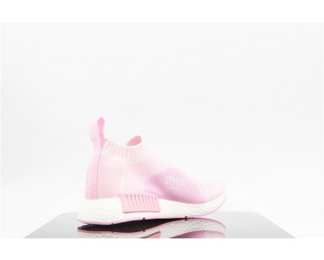 Adidas Originals NMD City Sock Weiß Rosa S79153
