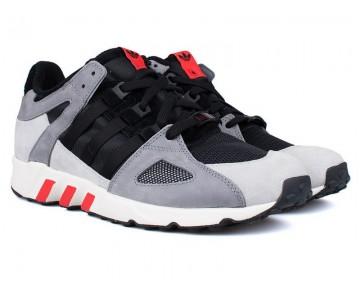 Adidas x Solebox x Equipment RNG Guidance 93 Grau/Schwarz/Rot/Stone B35714