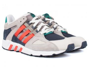 Hochs und Tiefs x Adidas Equipment RNG Guidance 93 Weiß/Grün/Orange B35713