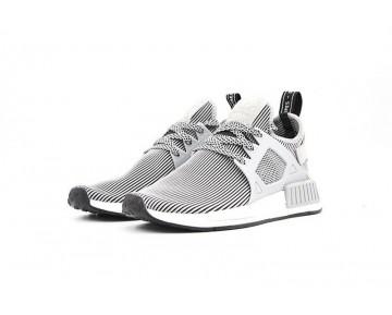 Adidas Originals NMD Primeknit XR1 Weiß/Grau/Schwarz S32218