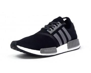 "Adidas Consortium NMD Runner PK ""Key City Activation"" Schwarz/Grau/Silber S31523"