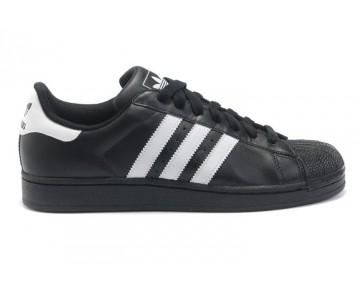 Adidas Originals Superstar II Schwarz/Weiß G17067