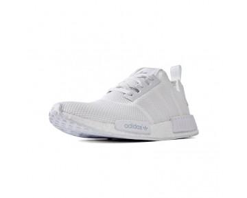 "Adidas NMD R1 Mesh ""Triple Weiß"" S79166"