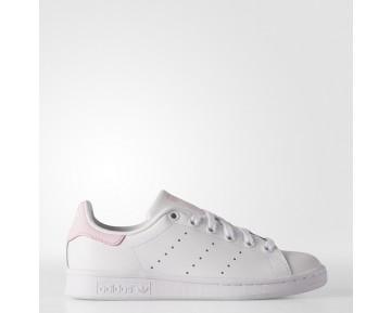 Adidas Stan Smith Weiß/FTWR Weiß/Rosa BA9946