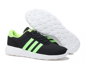 2015 Adidas Neo Lite Racer Schwarz/Elektro Grün