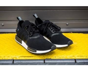 "Adidas NMD R1 PK ""Japan Boost"" Schwarz Weiß Primeknit S81847"