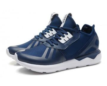 Adidas Originals Tubular Runner Kollegien Marine/Kollegien Marine/Weiß B41273
