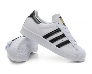 Adidas Originals Superstar 80s DELUXE Elfenbein/Schwarz/Weiß B25963