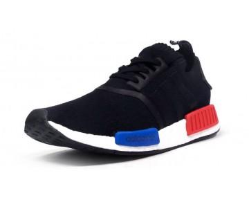 Adidas Originals NMD Runner Primeknit Schwarz Rot Blau S79168