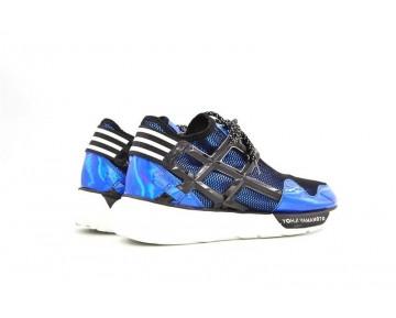 Adidas Y-3 Qasa Honja Low Farbe Blau/Weiß D66466