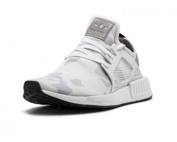 """Adidas NMD XR1 """"Duck Camo"""" BA7233 Ftwr Weiß/Ftwr Weiß/Core Schwarz"""