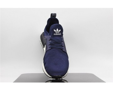 Adidas Originals NMD XR1 Purpurn Blau S79161