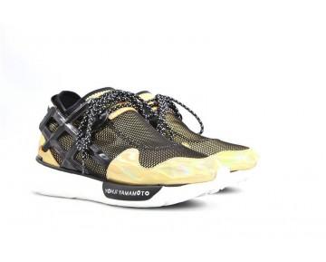 Adidas Y-3 Qasa Honja Low Farbe Gold/Weiß/Schwarz D66467