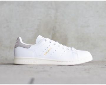 Adidas Stan Smith Weiß/Klar Granit S75075