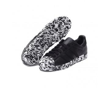 Adidas Originals Superstar Marmor Schwarz AQ4659