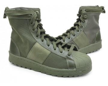 Adidas Originals Superstar Dschungel Armee Grün M25507