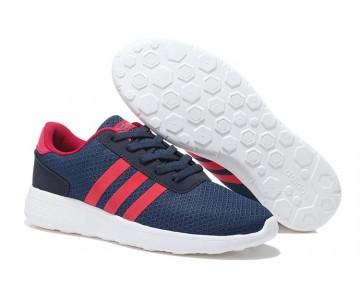 2015 Adidas Neo Lite Racer Dunkel Blau/Rot