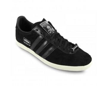 Adidas Originals x Mastermind Japan NMJ Gazelle OG Schwarz Schwarz Schwarz G95045