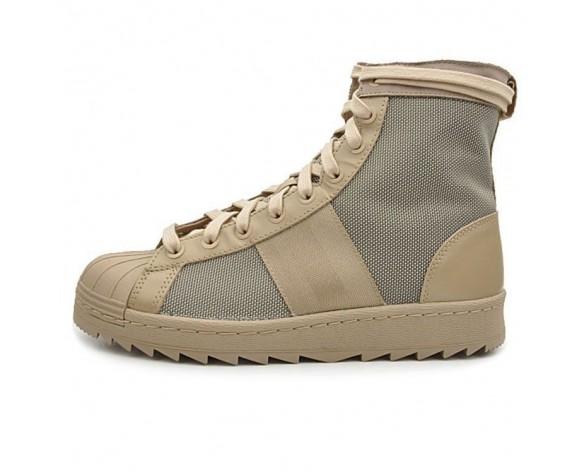 Adidas Originals Superstar Jungle Sportlich Stiefel St Fracht Khaki Braun M25508