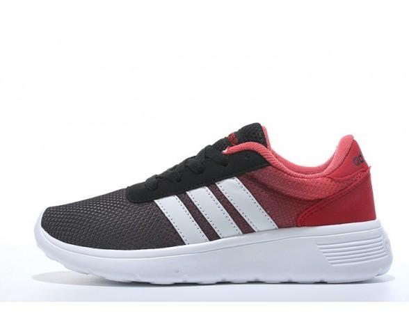 2016 Adidas Neo Damen Herren Running Schuhe Schwarz/Weiß/Rot