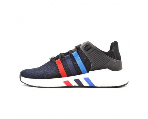 Adidas EQT Support EQT Schwarz/Blau/Rot BA7475