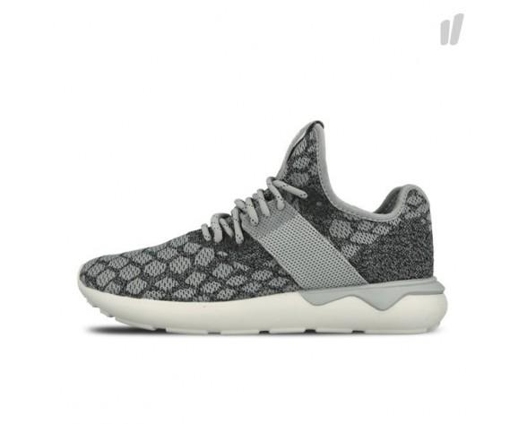 Adidas Tubular Runner Primeknit Schuhe Stein/Stein/Altweiß B25571