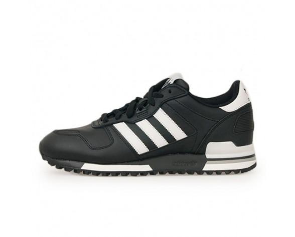 Adidas Originals ZX 700 Leder Schwarz/Weiß G63499