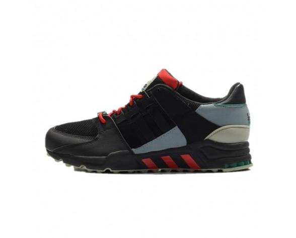 Adidas EQT Support 93 Schwarz/Grün Erde/Kohlenstoff B24779