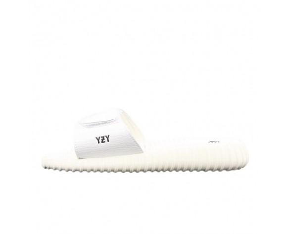 Adidas Yeezy 350 Steigert Sandal Alle Weiß AB35004