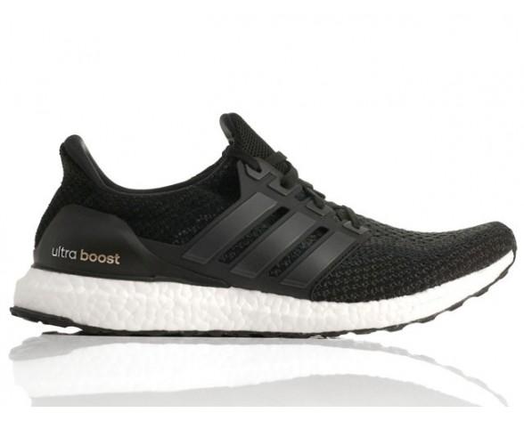 Adidas Ultra Boost 2.0 Kern Schwarz BB3909