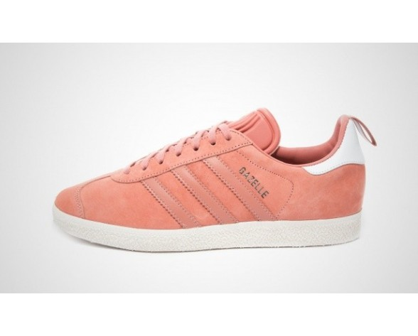 Adidas Gazelle W Pony Pack Roh Rosa/Roh Rosa/Silber Metallic BB0658
