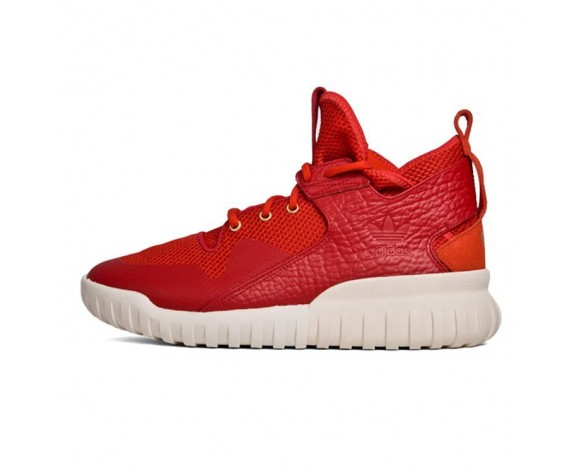 Adidas Tubular X Chinese New Year Schuhe Leistung Rot/Rot/Gold Metallic AQ2548
