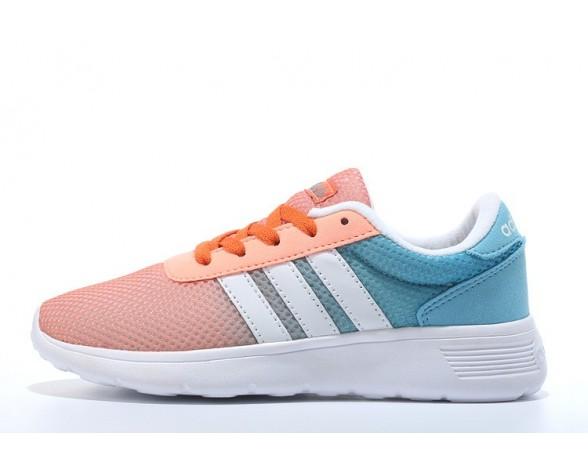 2016 Adidas Neo Damen Laufschuhe Heiß Lava/Rosa/Weiß/Jade
