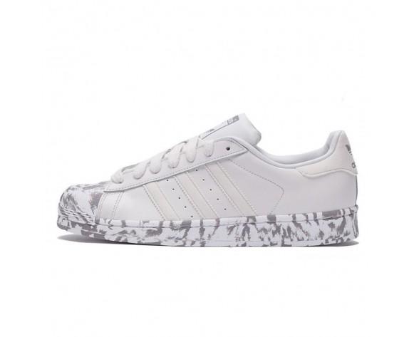 Adidas Originals Superstar Marble Weiß AQ4658