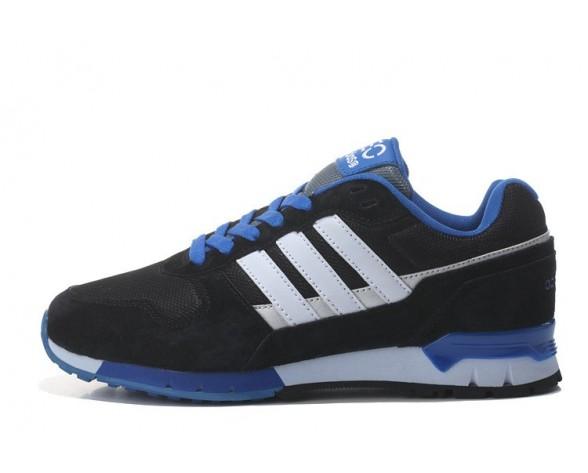Adidas Neo 8K Runner Herren Turnschuhe Schwarz/Weiß/Königsblau