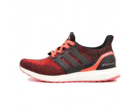 Adidas Ultra Boost Solar Rot/Schwarz/Weiß S80373