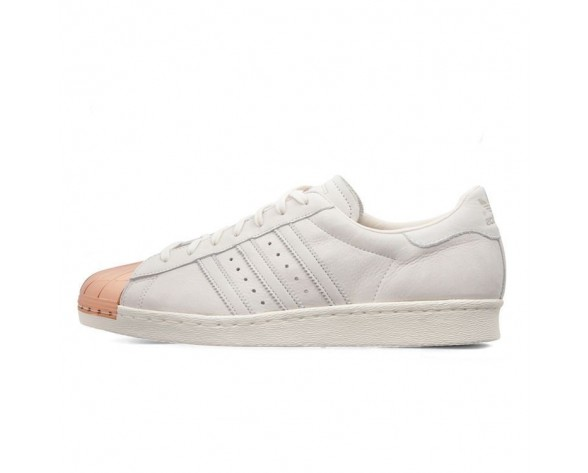 Adidas Originals Superstar 80s Metal Toe Kreide Weiß M25319