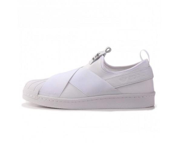 Adidas Originals Superstar Slip On W Weiß S81338