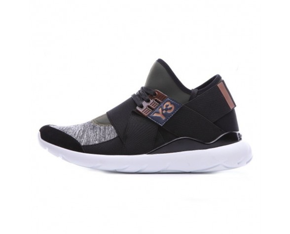 Adidas Y-3 Qasa Elle Spitze Nacht Fracht/Schwarz Weiß S77889