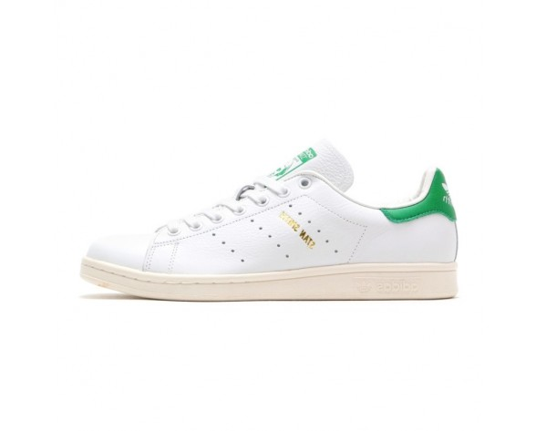 Adidas Originals Stan Smith FTWR Weiß/FTWR Weiß/Grün S75074