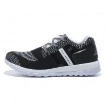 Adidas Y-3 Pure Primeknit Boost-ZG Kint Schwarz/Weiß/Weiß AQ5731