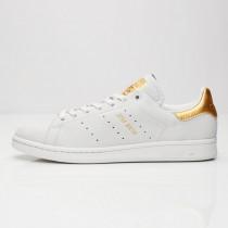 Adidas Originals Herren Stan Smith '999 Edelmetalle' Pack-24K matt Blattgold Altweiß S80506