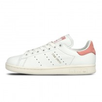 Adidas Originals Stan Smith Lauf Weiß/Lauf Weiß/Ray Rosa S80024