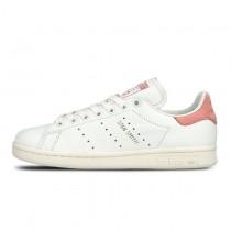Adidas Originals Stan Smith Lauf Weiß/Lauf Weiß/Ray Rosa S80024