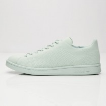Adidas Originals Stan Smith Primeknit Schuhe Dampf Grün S80066