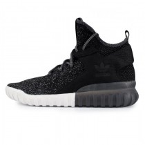 Adidas Originals Tubular X Primeknit GLow in the Dark Kern Schwarz/Weiß S74933