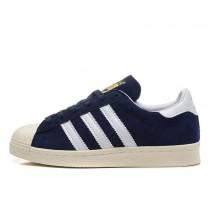 Adidas Originals Superstar 80s DELUXE Stifts Marine/Vintage Weiß/Gold Metallic B35988