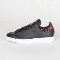 Adidas Stan Smith W Kern Schwarz/Kern Schwarz/Lebendige Beeren S77348